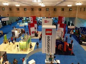 vendor expo ISTE 2013