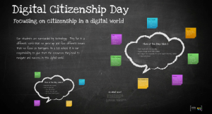 Digital Citizenship Day Presentation