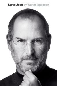 Cover of Steve Jobs by Walter Isaacson